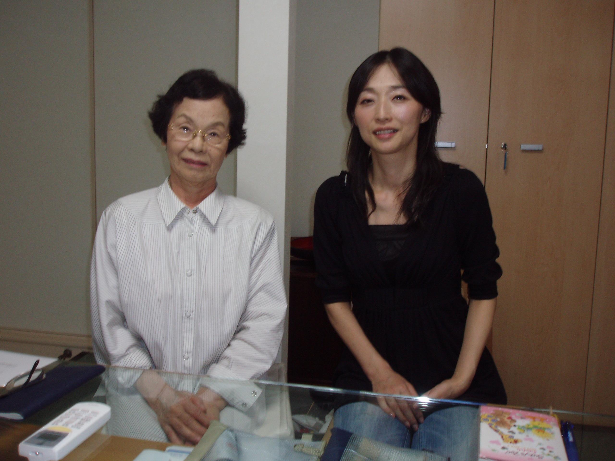 永浜淳子、永浜里香